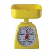 Механичен кантар Elekom EK-24 C, измерва до 5 кг., лесно преносим