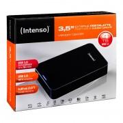 "Intenso Externe 3,5""-Festplatte Memory Center mit 4 TB, USB 3.0, schwarz"