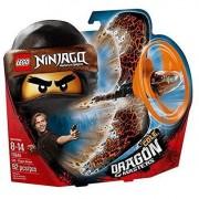 Lego ninjago cole maestro dragone