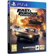 Fast and Furious Crossroads - PS4