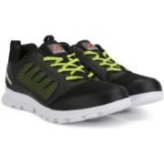 REEBOK RUN STORMER Running Shoes For Men(Black, Green)