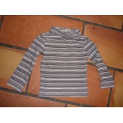 Vynil Fraise T Shirt Manches Longues Taille 3 Ans