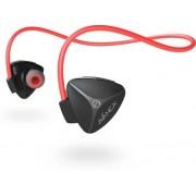 Avanca D1 Bluetooth Headset - Black/Red
