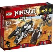 LEGO NINJAGO Ultra Stealth Raider,