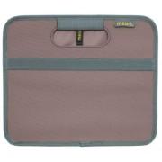 "Meori Folding Box Mini Home Collection Palm Taupe/Uni 6 x 5 x 5"" Storage Box Organizer Gift Box with Handles Decoration Small Parts Sorting Shelf"