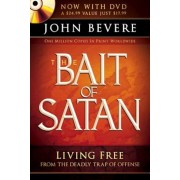 The Bait of Satan: Living Free from the Deadly Trap of Offense [With DVD], Paperback