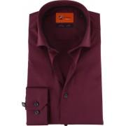 Suitable Overhemd SF Bordeaux