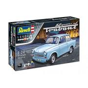 Revell 07777 - Trabant 60Th Anniversary Model Gift Set 1: 24 Scale