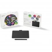 Tableta Digitalizadora Wacom Intuos Bluetooth Chica, Nuevo Modelo