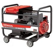 Generator curent trifazat HONDA G 7500T, 7KVA