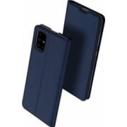 Husa protectie pentru Samsung Galaxy A71 DuxDucis Skin Tip Portofel Albastru