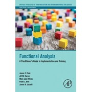 Functional Analysis: A Practitioner's Guide to Implementation and Training, Paperback/James T. Chok