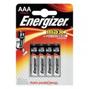 Energizer Max+ Power - ministilo - AAA - E300112100 (conf.8) - 383144 - Energizer