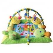 Бебешка активна гимнастика Lorelli с 4 възглавнички, плюш, 0746946