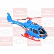 Juguete Helicoptero Grande A Cordon 28CM