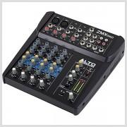 Kompaktný 6-kanálový mixpult ZMX862 Alto