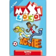 Loco Maxi Loco - Spelling Groep 6 (9-11 jaar)
