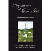Have You Seen the One I Love: Contemplations on the Song of Songs, Paperback/Pope Shenouda III