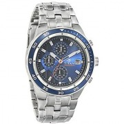 Titan Octane Analog Blue Dial Mens Watch - 9466KM04J