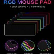 Musmatta med RGB-belysning 30x78cm