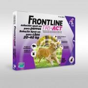 Merial Frontline Tri-Act (20-40 Kg) 6 Pipetas