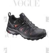Salomon X Ultra 3 Waterproof Hiking & Trekking Shoes For Women(Grey)