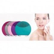 Perie pentru curatare faciala demachiere si masaj ten