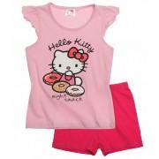 Pijama HK roz deschis 3561