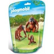 FAMILIE DE URANGUTANI Playmobil