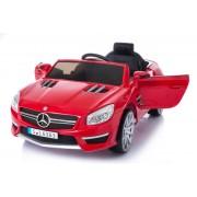 Masinuta electrica cu roti din cauciuc Mercedes Benz AMG SL63 Red
