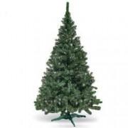 Brad de Craciun Artificial Christmas Green Home 80 cm si Suport Cadou