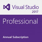 Microsoft Visual Studio Professional - Annual subscription (1 Year)
