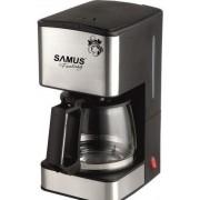 Filtru de cafea Samus Fantasy, 680W, negru/inox