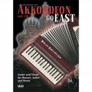 AMA Verlag Akkordeon Go East Peter Michael Haas