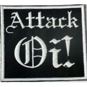 PARCHE OI! ATTACK