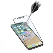 Cellular Line Vetro temperato edge to edge - iPhone X
