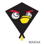 X-Kites Angry Birds Nylon Diamond Kite - Black Bird