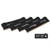 Kingston 32GB DDR4-2400MHz CL12 XMP HyperX Savage, 4x8GB