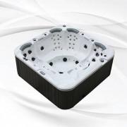 Whirlpool American Outdoor Whirlpool Roma / Grey 230x230cm