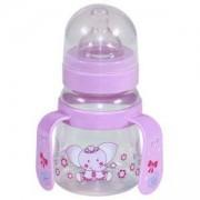 Бебешко шише за хранене с широко гърло 150 мл. Lorelli, налични 4 цвята, 0746924