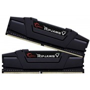 Memorie G.Skill Ripjawa V Black, DDR4, 2x4GB, 3200MHz