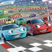 Tapet pentru Copii Car Racers
