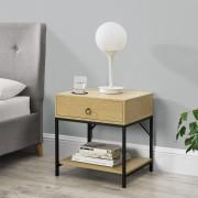 [en.casa] Noční stolek ABKN-2307