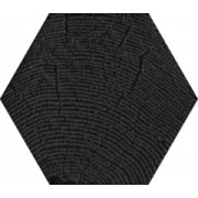Settecento Matiere Hexa-Stile Arbre Black 11x12.6 см