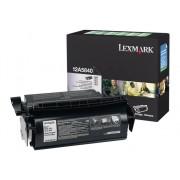 Lexmark Tóner LEXMARK 12A5840 Negro
