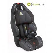 Столче за кола KinderKraft Smart черно