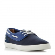 Lacoste Jouer Deck Vulcanised Boat Shoes