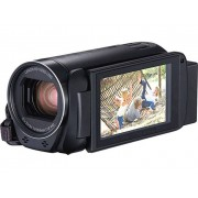 "Canon Videokamera Canon HF-R86 7.6 cm 3 "" 3.28 MPix Zoom (optisk): 32 x Svart"