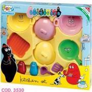 Faro Barbapapa Set of Toy Pans