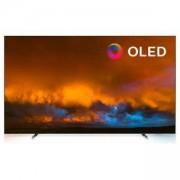 Телевизор Philips 55 инча OLED, 4K UHD Android TV 3-sided Ambilight, DVB-T/T2/T2-HD/C/S/S2, 55OLED804/12